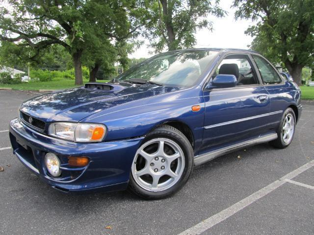 2001 subaru impreza 2 5 rs for sale in townsend delaware. Black Bedroom Furniture Sets. Home Design Ideas