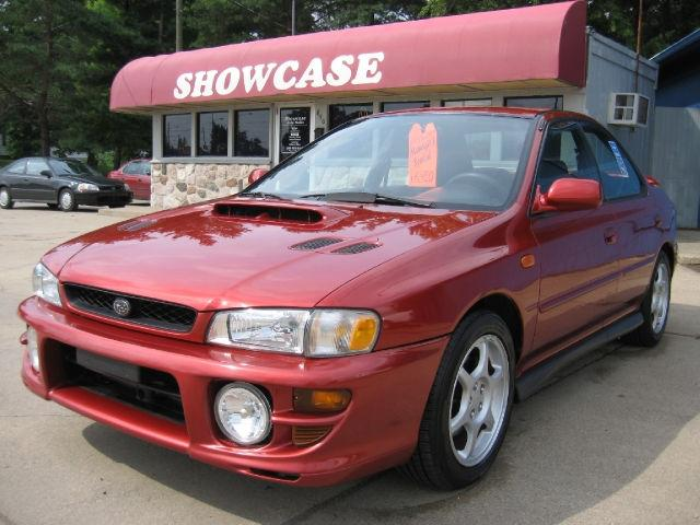 2001 subaru impreza 2 5 rs for sale in marshall michigan. Black Bedroom Furniture Sets. Home Design Ideas