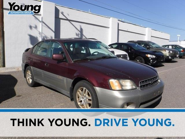 2001 Subaru Outback Limited Awd Limited 4dr Sedan For Sale