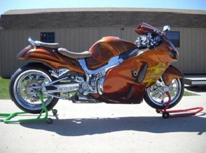 Sports Bikes Hayabusa