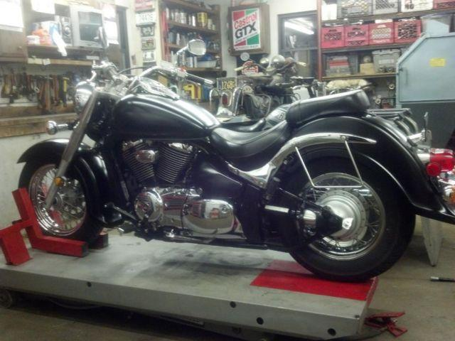 2001 suzuki vl800 vl 800 volusia v twin cruiser for sale. Black Bedroom Furniture Sets. Home Design Ideas