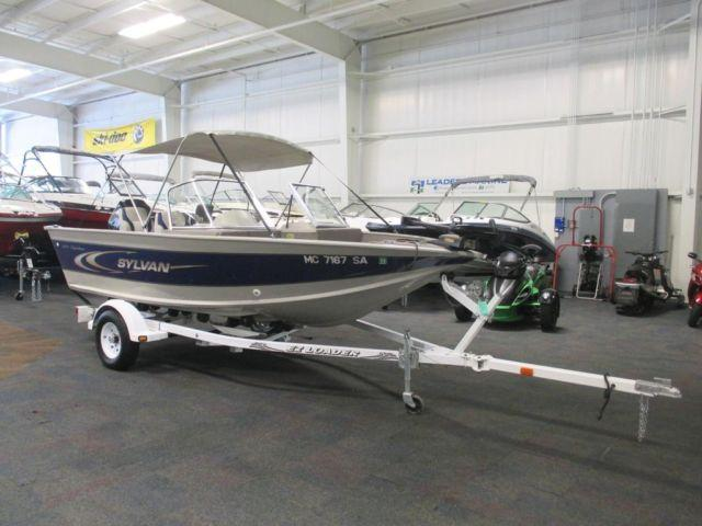 2001 sylvan 1600 expedition w mercury 75hp outboard for for Outboard motors for sale in michigan