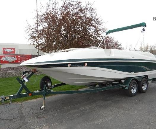 2001 tahoe boat for sale in byron center michigan classified. Black Bedroom Furniture Sets. Home Design Ideas