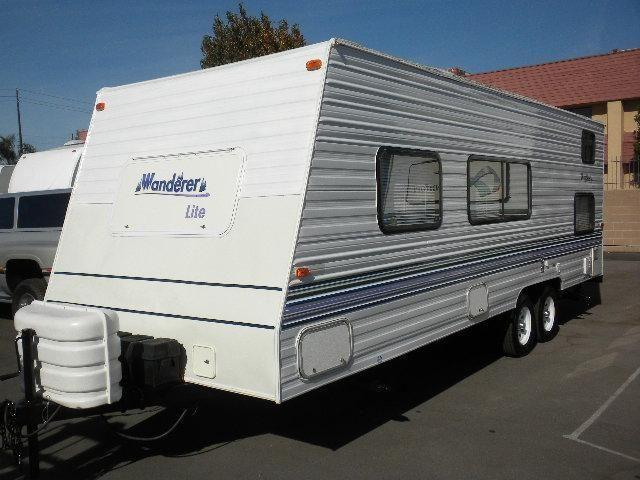 Camp Lite Travel Trailers >> 2001 THOR WANDERER 240MS, BUNKHOUSE for Sale in Long Beach ...
