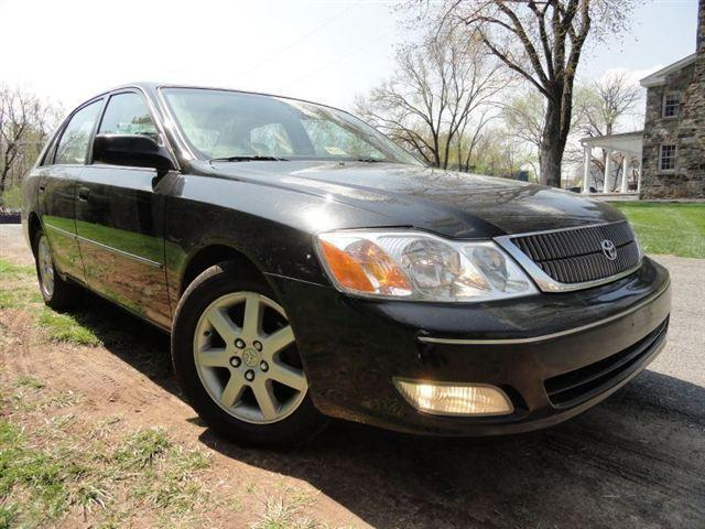 2001 toyota avalon xls for sale in leesburg virginia classified. Black Bedroom Furniture Sets. Home Design Ideas
