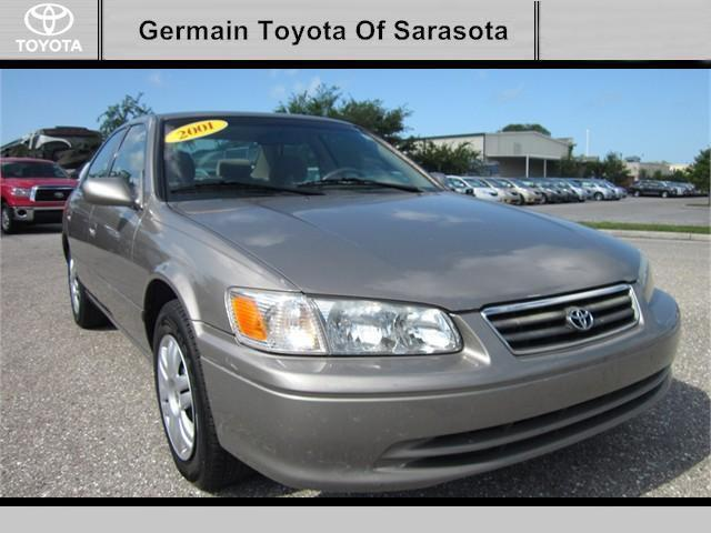2001 Toyota Camry For Sale In Sarasota Florida Classified
