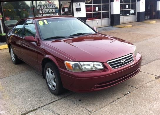 Buy Here Pay Here Cleveland Ohio >> 2001 TOYOTA CAMRY FOR SALE for Sale in Cleveland, Ohio ...