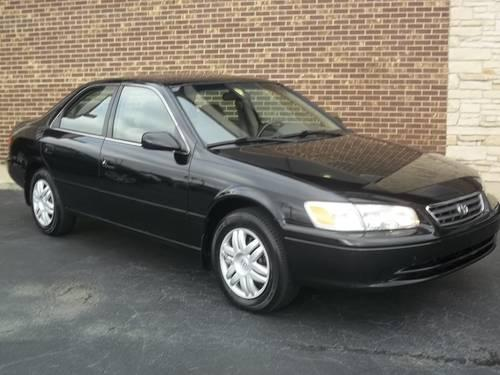 2001 toyota camry sedan le for sale in bull valley illinois classified. Black Bedroom Furniture Sets. Home Design Ideas