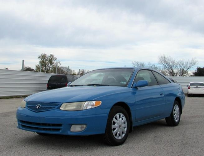 2001 toyota camry solara 2dr cpe se auto for sale in. Black Bedroom Furniture Sets. Home Design Ideas