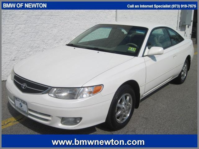 2001 toyota camry solara se for sale in newton new jersey. Black Bedroom Furniture Sets. Home Design Ideas