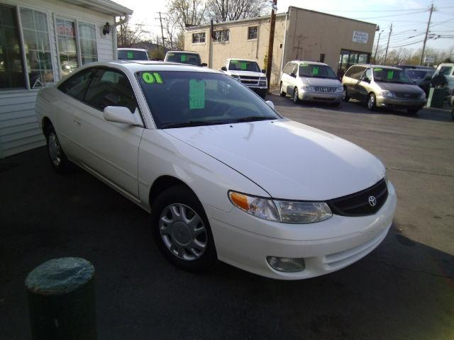 2001 toyota camry solara se for sale in rochester new. Black Bedroom Furniture Sets. Home Design Ideas