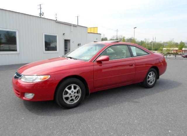 2001 toyota camry solara se for sale in aberdeen. Black Bedroom Furniture Sets. Home Design Ideas