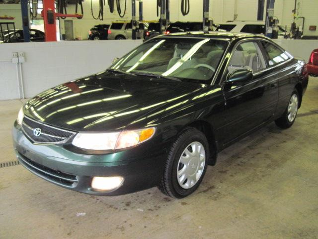 2001 toyota camry solara se for sale in mayfield heights ohio classified. Black Bedroom Furniture Sets. Home Design Ideas