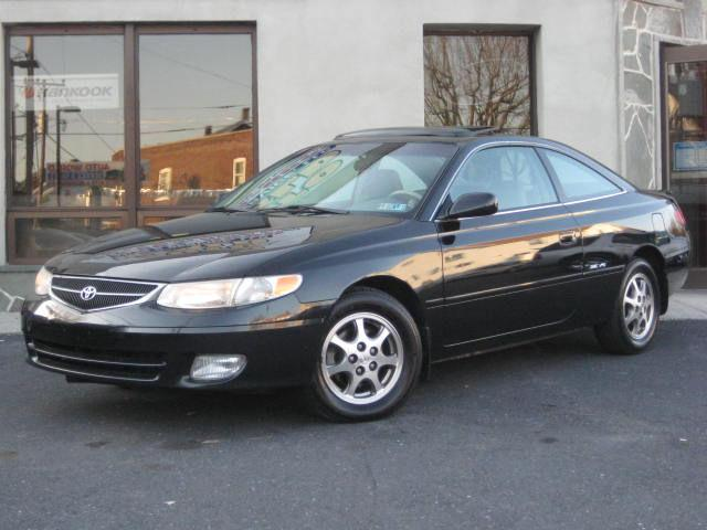 2001 toyota camry solara sle v6 for sale in whitehall. Black Bedroom Furniture Sets. Home Design Ideas