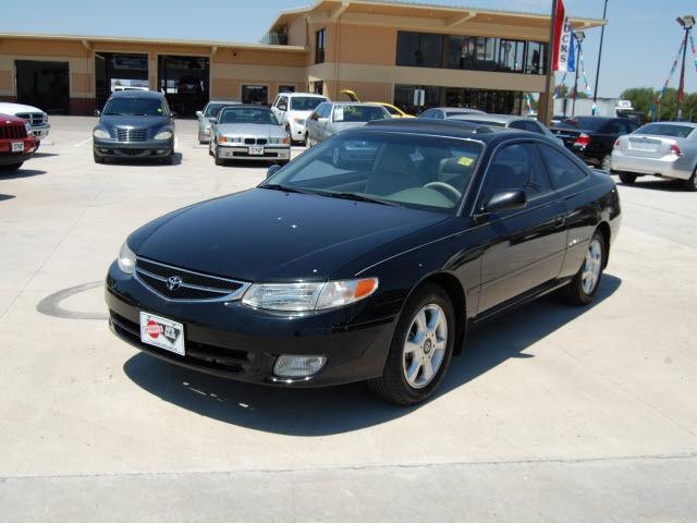 2001 toyota camry solara sle v6 for sale in wichita. Black Bedroom Furniture Sets. Home Design Ideas