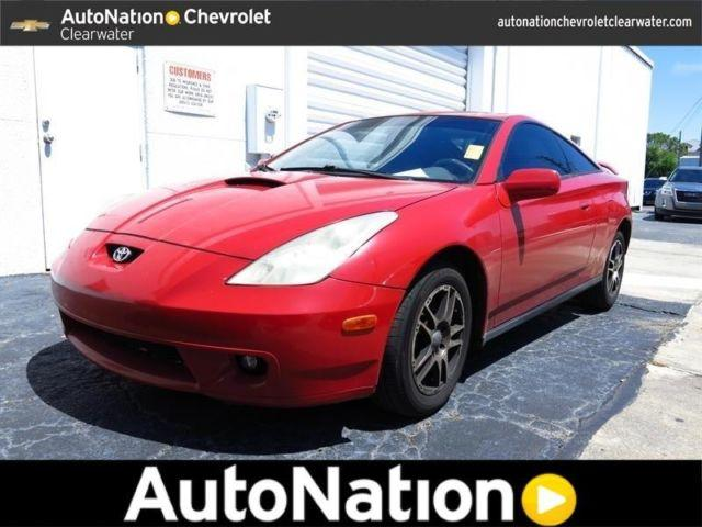 2001 toyota celica for sale in clearwater florida. Black Bedroom Furniture Sets. Home Design Ideas