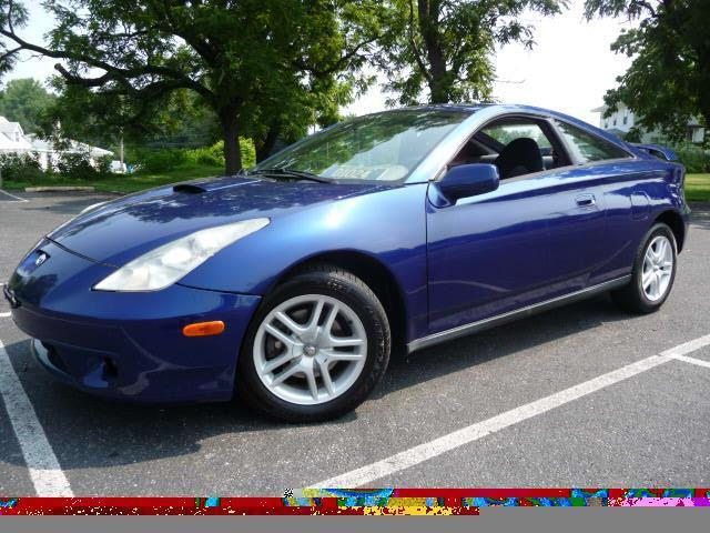 2001 toyota celica gt for sale in townsend delaware. Black Bedroom Furniture Sets. Home Design Ideas