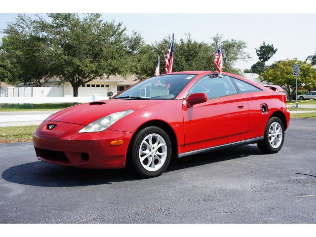 2001 toyota celica gt 2001 toyota celica gt car for sale in venice fl 4367444425 used cars. Black Bedroom Furniture Sets. Home Design Ideas