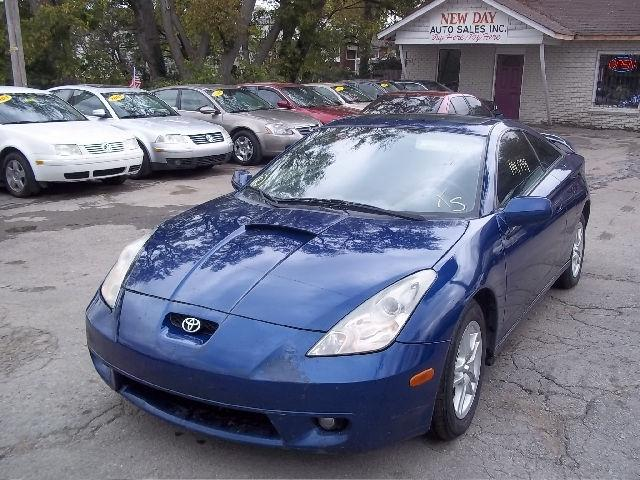 2001 toyota celica gt for sale in nashville tennessee. Black Bedroom Furniture Sets. Home Design Ideas