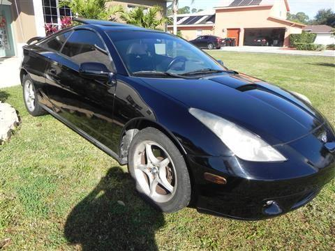 2001 toyota celica hatchback gt s liftback 2d for sale in. Black Bedroom Furniture Sets. Home Design Ideas