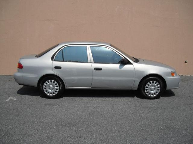 2001 Toyota Corolla CE for Sale in Sandy Springs Georgia