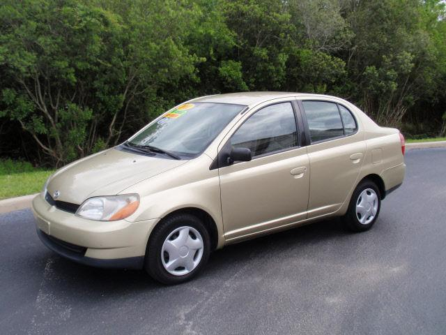 2001 toyota echo for sale in leesburg florida classified. Black Bedroom Furniture Sets. Home Design Ideas