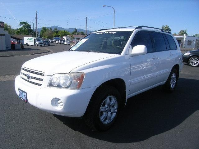 Lithia Toyota Medford >> 2001 Toyota Highlander 4dr All-wheel Drive V6 V6 for Sale ...