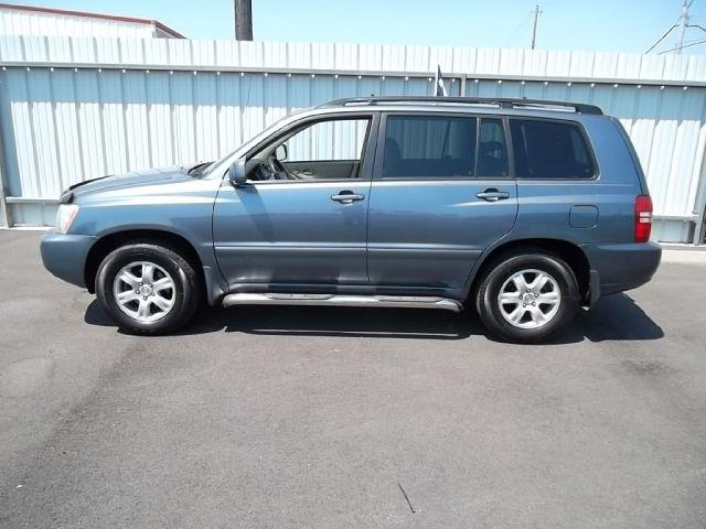 2001 toyota highlander limited for sale in houston texas classified. Black Bedroom Furniture Sets. Home Design Ideas