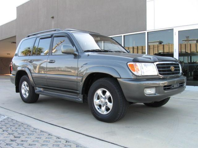 2001 Toyota Land Cruiser for Sale in Destin, Florida ...