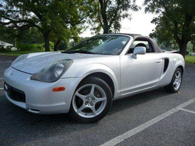 2001 toyota mr2 spyder for sale in townsend delaware classified. Black Bedroom Furniture Sets. Home Design Ideas