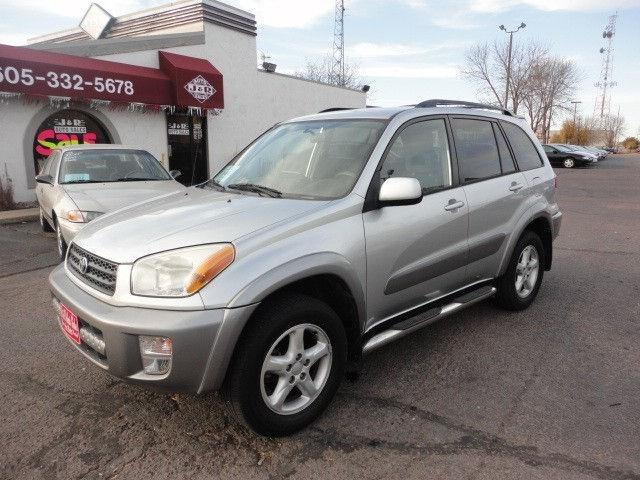 2001 toyota rav4 for sale in sioux falls south dakota classified. Black Bedroom Furniture Sets. Home Design Ideas