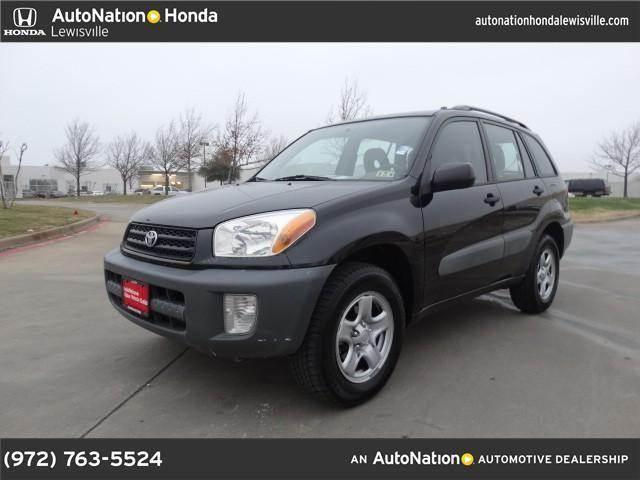 2001 toyota rav4 for sale in lewisville texas classified. Black Bedroom Furniture Sets. Home Design Ideas