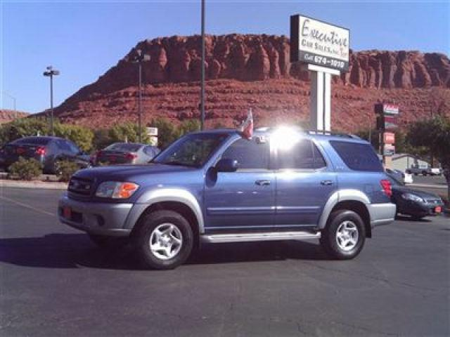 2001 toyota sequoia sr5 for sale in saint george utah classified. Black Bedroom Furniture Sets. Home Design Ideas