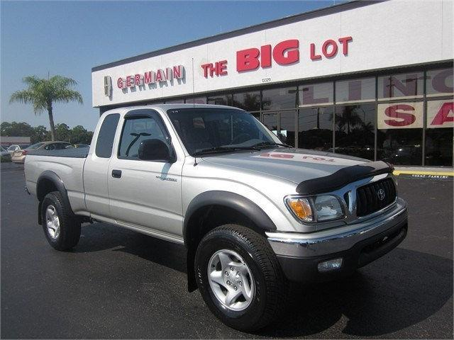 2001 toyota tacoma for sale in fort myers florida classified. Black Bedroom Furniture Sets. Home Design Ideas