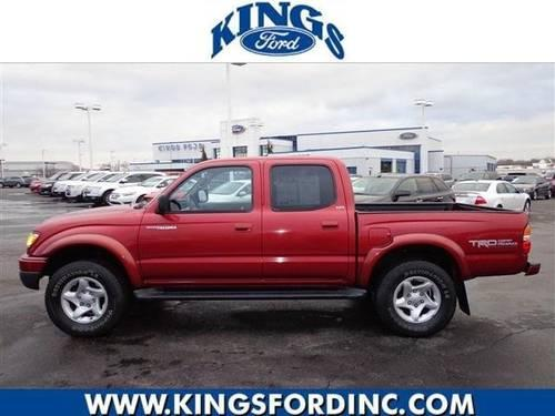 2001 toyota tacoma crew cab pickup prerunner for sale in symmes township ohio classified. Black Bedroom Furniture Sets. Home Design Ideas
