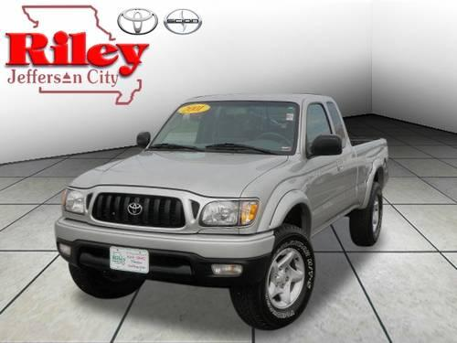 2001 toyota tacoma extended cab pickup 4x4 v6 for sale in jefferson city missouri classified. Black Bedroom Furniture Sets. Home Design Ideas