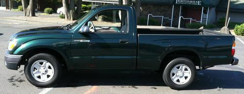 2001 toyota tacoma pickup for sale in oregon city oregon classified. Black Bedroom Furniture Sets. Home Design Ideas
