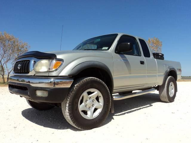 2001 toyota tacoma prerunner for sale in coleman texas. Black Bedroom Furniture Sets. Home Design Ideas