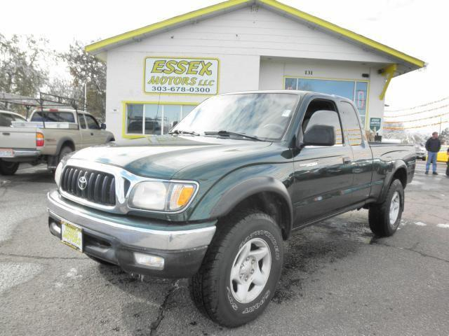 2001 toyota tacoma prerunner for sale in longmont colorado classified. Black Bedroom Furniture Sets. Home Design Ideas