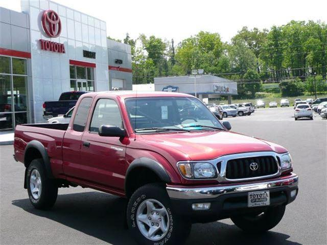 2001 toyota tacoma xtracab for sale in murray kentucky classified. Black Bedroom Furniture Sets. Home Design Ideas