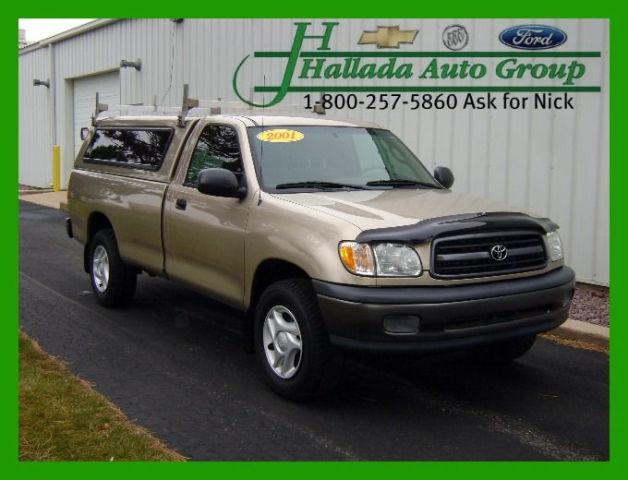2001 Toyota Tundra For Sale In Dodgeville Wisconsin