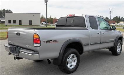 2001 toyota tundra super 4x4 for sale in cleveland ohio classified. Black Bedroom Furniture Sets. Home Design Ideas