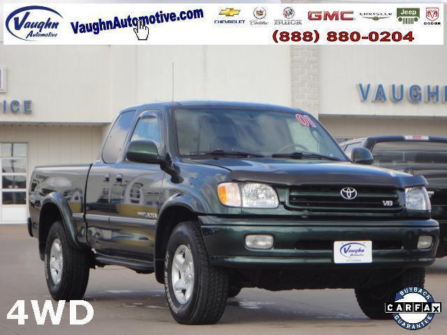 2001 Toyota Tundra For Sale In Ottumwa Iowa Classified