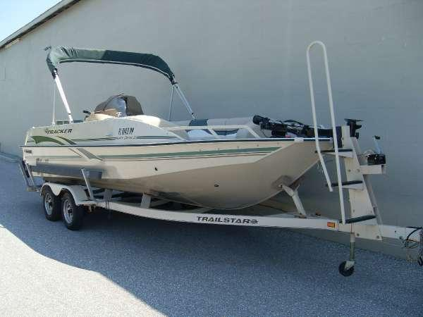 2001 Tracker 21 Party Deck For Sale In Venice Florida