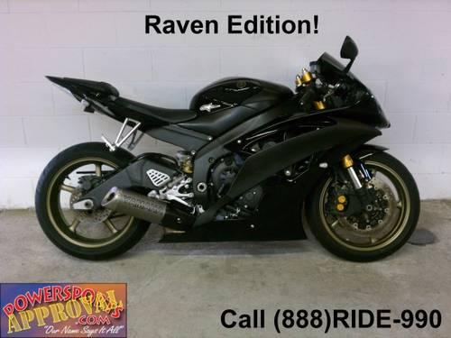 2001 Used Yamaha R6 Crotch Rocket for sale - u1308