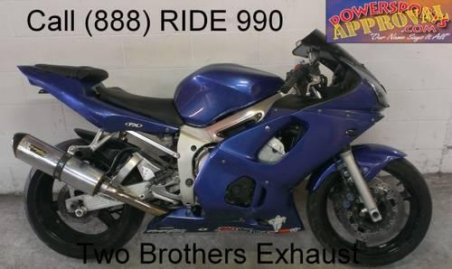 2001 used yamaha r6 crotch rocket for sale u1850 for sale in sandusky michigan classified. Black Bedroom Furniture Sets. Home Design Ideas