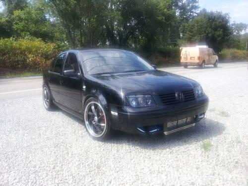2001 volkswagen jetta 1 8 turbo modified for sale in. Black Bedroom Furniture Sets. Home Design Ideas