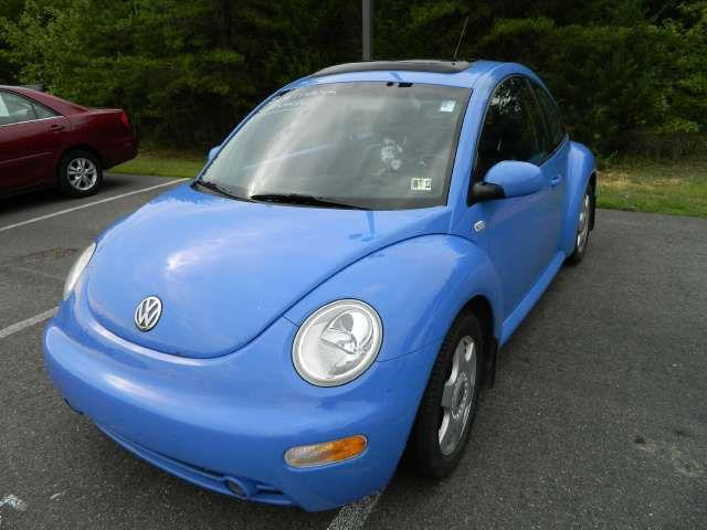 2001 Volkswagen New Beetle GLS for Sale in Fredericksburg, Virginia Classified | AmericanListed.com