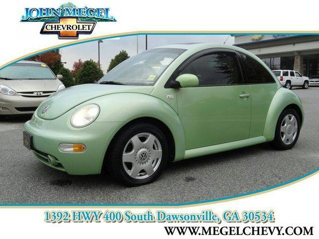 2001 volkswagen new beetle gls for sale in dawsonville georgia classified. Black Bedroom Furniture Sets. Home Design Ideas