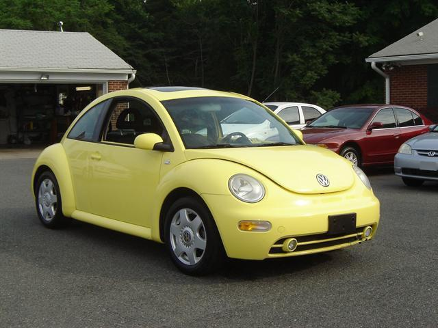 2001 Volkswagen New Beetle GLS Turbo for Sale in Fredericksburg, Virginia Classified ...